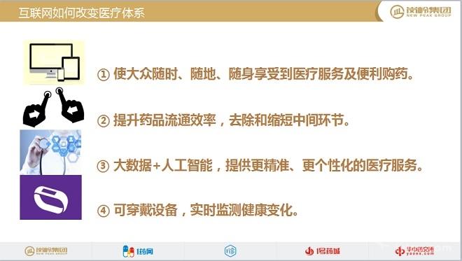 岗岭集团副总裁张可帅:如何布局互联网医药闭环