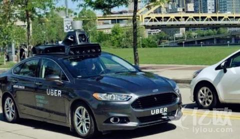 """23%美国人不敢坐的Uber无人车,这些公司在做它的""""眼睛"""""""