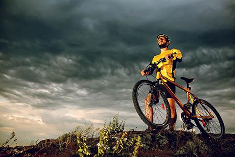 糖丸:骑着自行车去川西旅游是个什么体验?