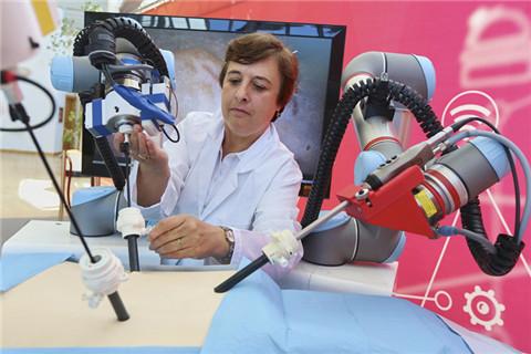 WMRC2016丨一文看懂医用机器人及其产业发展