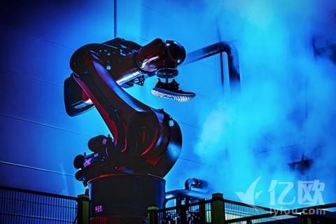 机器人工厂将为阿迪达斯带来什么?
